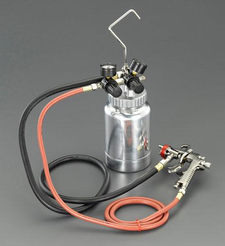 エスコ(ESCO) 2.0L スプレーガン(加圧式) EA121BX-1A