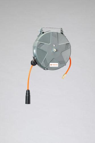 エスコ(ESCO) 6.5mmx10m エアーホースリール(自動巻取) EA124BJ-11