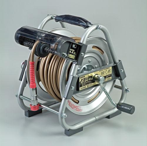 エスコ(ESCO) 6mmx30m 高圧エアホースリール EA124BX-36