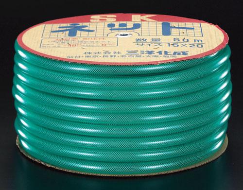 エスコ(ESCO) 15/20mmx50m ウォーターホース(糸入) EA124DL-31