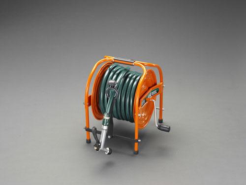 エスコ(ESCO) 15/20mmx40m 散水ホースリール EA124HC-40A