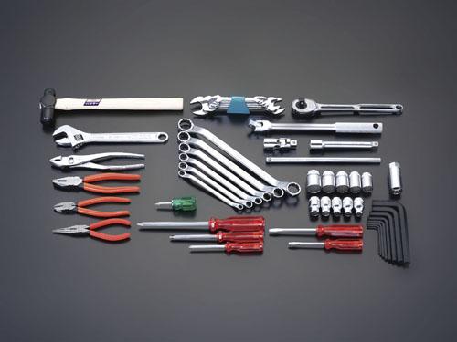 エスコ(ESCO) [48個組]工具セット EA612CA-2