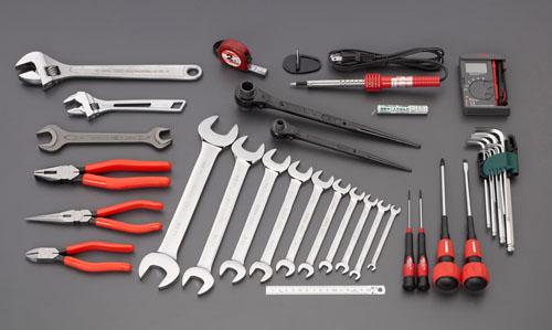 エスコ(ESCO) [36個組]工具セット EA612SF-21