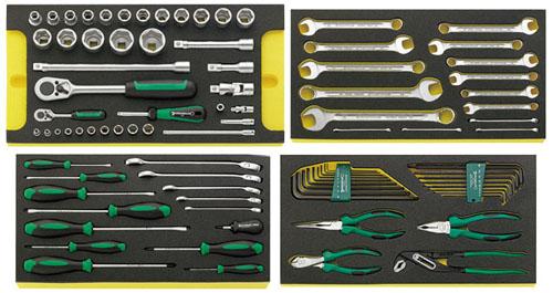 エスコ(ESCO) [89個組]工具セット EA612VY