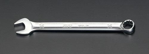 エスコ(ESCO) 46mm 片目片口スパナ EA614B-46