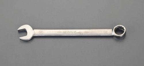 エスコ(ESCO) 15mm 片目片口スパナ(チタン合金製) EA614TA-15