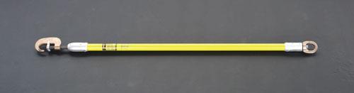 エスコ(ESCO) 0.9m 絶縁リンクスティック(φ35mm/1.3t以下用) EA631AD-31