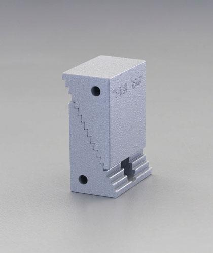 エスコ(ESCO) 37-107mm ステップブロック(連結ばね付) EA637DD-1