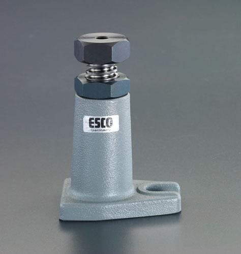 エスコ(ESCO) 140-200mm スクリュージャッキ EA637EB-200