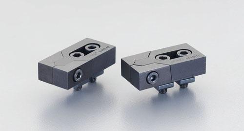 エスコ(ESCO) 呼20/50x100mm プルダウンクランプ(2個) EA637HA-20