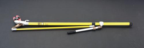 エスコ(ESCO) 11.6mm/2.4m ワイヤーカッター(絶縁) EA640A-2