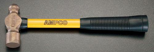 エスコ(ESCO) 900g/43x355mm エンジニアハンマー(ノンスパーキング) EA642KK-900