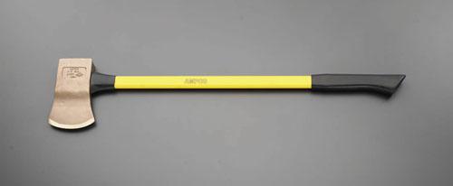 【セール期間中ポイント2~5倍!】エスコ(ESCO) 2720g/915mm ハチェット(ノンスパーキング) EA642KM-21