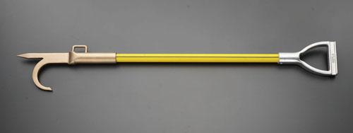 エスコ(ESCO) 1219mm フック&ピックバー(ノンスパーキング) EA642KV-9