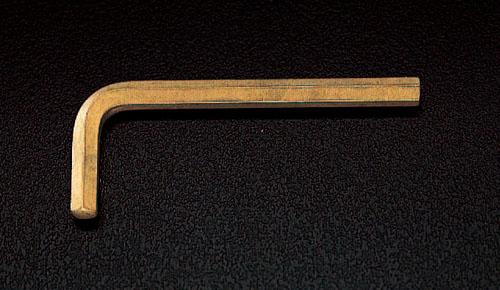 エスコ(ESCO) 19mm 六角棒レンチ(ノンスパーキング) EA642LS-19