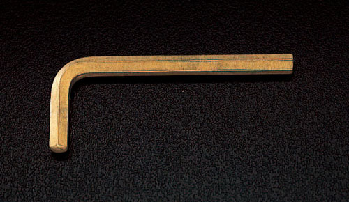 エスコ(ESCO) 27mm 六角棒レンチ(ノンスパーキング) EA642LS-27