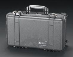 エスコ(ESCO) 501x279x193mm/内寸 万能防水ケース(黒) EA657-151