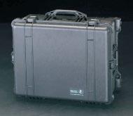エスコ(ESCO) 553x424x270mm/内寸 万能防水ケース(黒) EA657-161