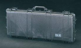 エスコ(ESCO) 1066x343x133mm/内寸 万能防水ケース(黒) EA657-172