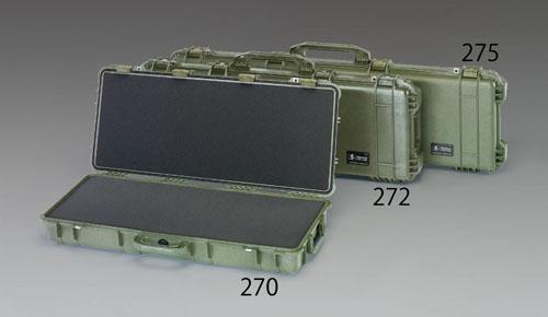 エスコ(ESCO) 1282x343x133mm/内寸 万能防水ケース(OD) EA657-275