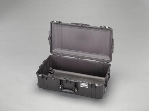 エスコ(ESCO) 518x284x183mm/内寸万能防水ケース(軽黒ウレタン無 EA657-353NF