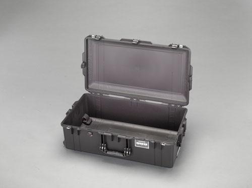 エスコ(ESCO) 660x356x213mm/内寸万能防水ケース(軽黒ウレタン無 EA657-360NF