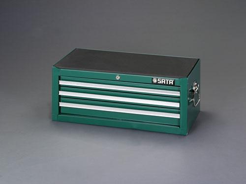 エスコ(ESCO) 670x315x265mm ツールチェスト EA683ZD-1