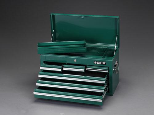 エスコ(ESCO) 660x305x380mm ツールチェスト EA683ZD-2
