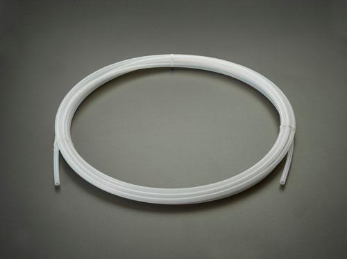 エスコ(ESCO) 2.0/4.0mmx10m フッ素樹脂チューブ(軟性型) EA125FF-4