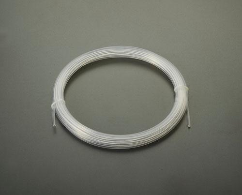エスコ(ESCO) 8.0/10mmx20m フッ素樹脂チューブ(PFA) EA125FH-10C