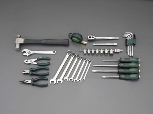 エスコ(ESCO) [36個組]工具セット EA689SE