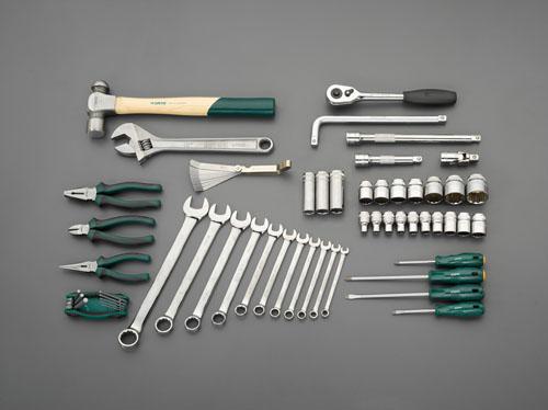 エスコ(ESCO) [69個組]工具セット EA689SE-2