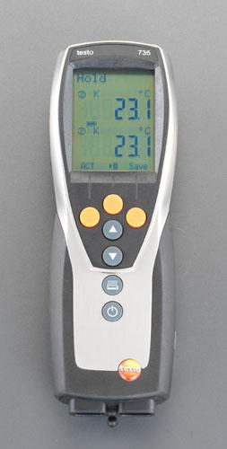 エスコ(ESCO)-100/+200゜C デジタル温度計 EA701AJ