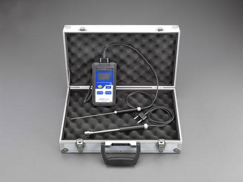 エスコ(ESCO)-100/+1300゜Cデジタル温度計セット(防滴型) EA701HA-20A