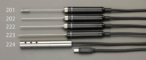 エスコ(ESCO) [EA701SA-10、20用] 液体・粘性体・半固体センサー EA701SA-222