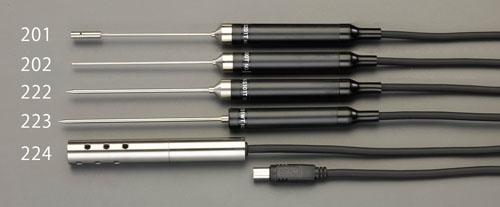 エスコ(ESCO) [EA701SA-10、20用] 耐圧・水温測定用センサー EA701SA-224