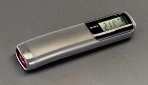 エスコ(ESCO) 0゜/+200℃ 放射温度計(スポット測定) EA701XF-7