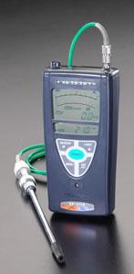 エスコ(ESCO) 複合型ガス検知器 EA702AD-2