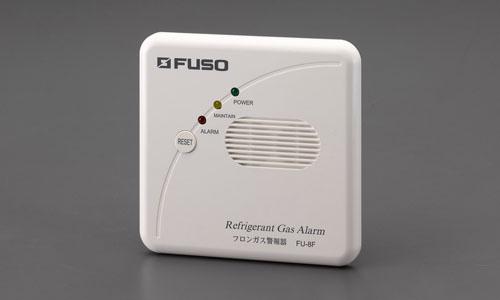 エスコ(ESCO) [R410A] フロンガス警報器(埋込型) EA702G-6