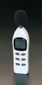 エスコ(ESCO) デジタル騒音計(校正証明書付) EA706C-2