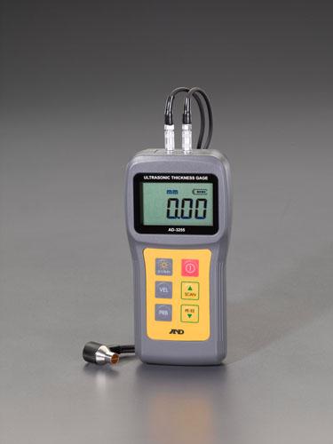エスコ(ESCO) 0.8-200mm 超音波厚さ計 EA706X-3