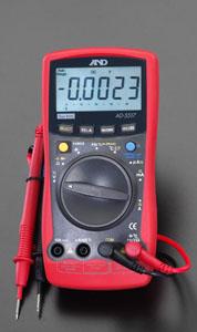 エスコ(ESCO) デジタルマルチテスター EA707AD-15