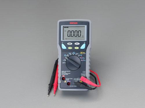 エスコ(ESCO) デジタルマルチメーター EA707D-11A