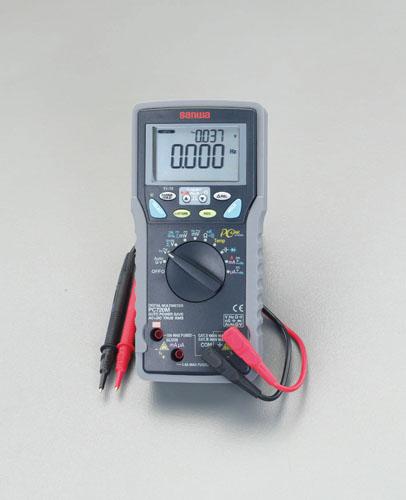 エスコ(ESCO) デジタルマルチメーター EA707D-13G