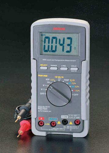 エスコ(ESCO) デジタルマルチメーター EA707D-16