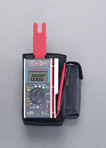 エスコ(ESCO) ポケット簡易絶縁抵抗計(クランプ付) EA707DA-2B