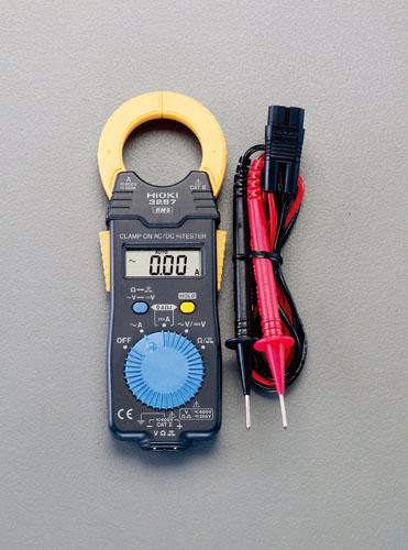 エスコ(ESCO) クランプメーター(デジタル) EA708B-5