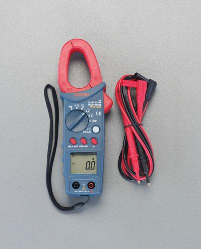 エスコ(ESCO) クランプメーター(デジタル) EA708D-13G