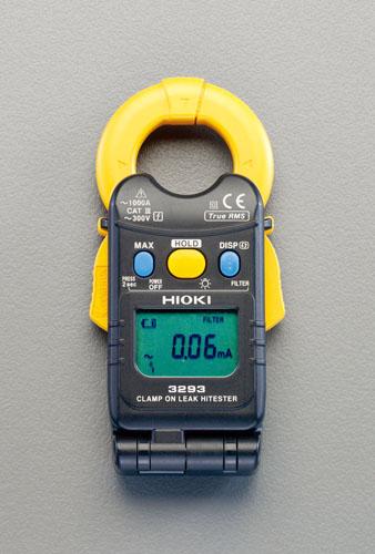 エスコ(ESCO) リーククランプテスター(デジタル) EA708LB-3