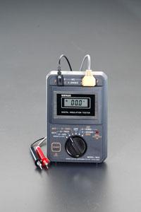 エスコ(ESCO) デジタル絶縁抵抗計 EA709D-15